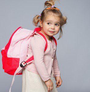 Backpack safety tip